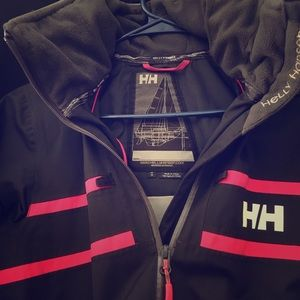 Comfy beautiful warm Helly Hansen jacket
